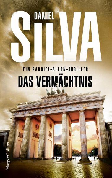 Buch-Reihe Gabriel Allon von Daniel Silva