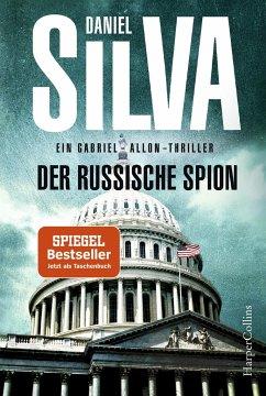 Der russische Spion / Gabriel Allon Bd.18 - Silva, Daniel