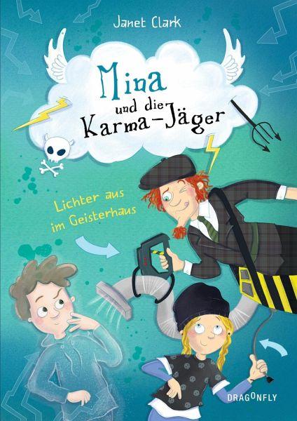 Buch-Reihe Mina und die Karma-Jäger