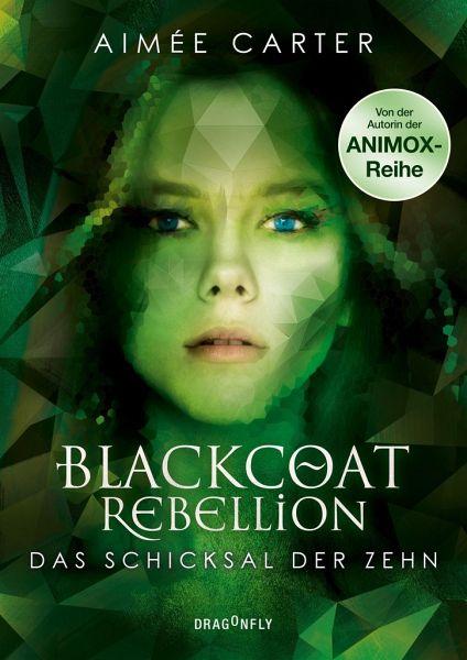 Buch-Reihe Blackcoat Rebellion