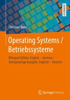 Operating Systems / Betriebssysteme - Baun, Christian
