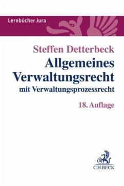 Allgemeines Verwaltungsrecht - Detterbeck, Steffen