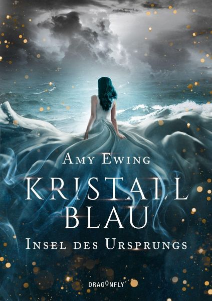 Buch-Reihe Kristallblau