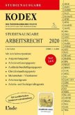 KODEX Studienausgabe Arbeitsrecht 2020