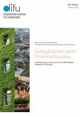 Dialogbrücken beim Stromnetzausbau (eBook, PDF)