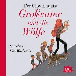 Großvater und die Wölfe (MP3-Download) - Enquist, Per Olov