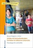 Schüler mit herausforderndem Verhalten im inklusiven Unterricht (eBook, ePUB)
