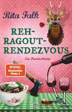 Rehragout-Rendezvous / Franz Eberhofer Bd.11