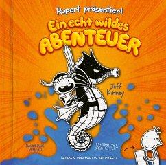 Ein echt wildes Abenteuer / Ruperts Tagebuch Bd.2 (2 Audio-CDs) - Kinney, Jeff
