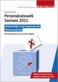 Personalratswahl Sachsen 2021, CD-ROM