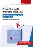 CD-ROM Personalratswahl Rheinland-Pfalz 2021, CD-ROM