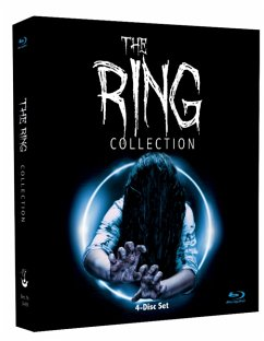 The Ring - Limited Legacy Collection, 4 Blu-ray