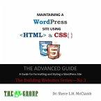 MAINTAINING A WordPress Site Using HTML & CSS