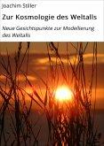 Zur Kosmologie des Weltalls (eBook, ePUB)