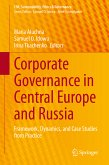Corporate Governance in Central Europe and Russia (eBook, PDF)