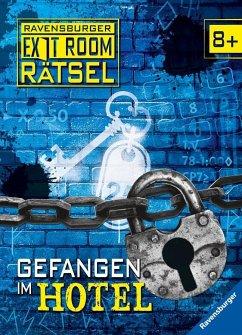 Ravensburger Exit Room Rätsel: Gefangen im Hotel (Mängelexemplar) - Scheller, Anne