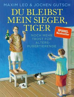 Du bleibst mein Sieger, Tiger (Mängelexemplar) - Leo, Maxim; Gutsch, Jochen