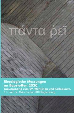 Rheologische Messungen an Baustoffen 2020