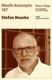 MUSIK-KONZEPTE 187: Stefan Heucke (eBook, ePUB)
