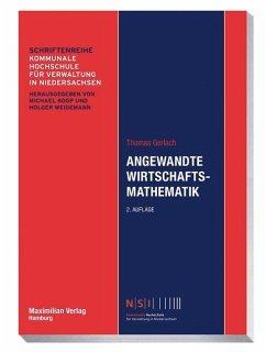 Angewandte Wirtschaftsmathematik - Gerlach, Thomas
