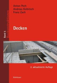 Decken - Pech, Anton; Kolbitsch, Andreas; Zach, Franz