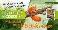 Waldbesuch bei Eli Eichhörnchen - Schmidt, Leon Alexander