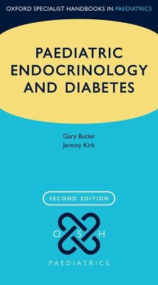 Paediatric Endocrinology and Diabetes (eBook, PDF) - Butler, Gary; Kirk, Jeremy