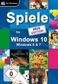 Spiele für Windows 10 - Neue Edition