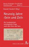 Neunzig Jahre 'Sein und Zeit' (eBook, PDF)