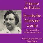 Honoré de Balzac: Erotische Meisterwerke (MP3-Download)