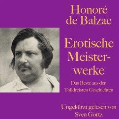 Honoré de Balzac: Erotische Meisterwerke (MP3-Download) - de Balzac, Honoré