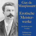 Guy de Maupassant: Erotische Meisterwerke (MP3-Download)