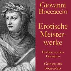 Giovanni Boccaccio: Erotische Meisterwerke (MP3-Download) - Boccaccio, Giovanni