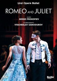 Romeo Und Julia (Ural Opera Ballet) - Samodurov/Klinichev/Ural Opera Ballet