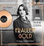 Scheunenkinder / Fräulein Gold Bd.2 (1 MP3-CD)