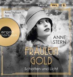 Schatten und Licht / Fräulein Gold Bd.1 (1 MP3-CD) - Stern, Anne