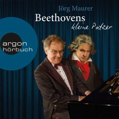 Beethovens kleine Patzer (Kabarett) (MP3-Download) - Maurer, Jörg