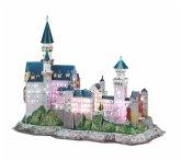 Revell Schloss Neuschwanstein-LED Editi 3D (Puzzle)