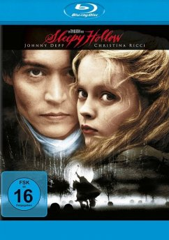 Sleepy Hollow - Johnny Depp,Christina Ricci,Christopher Walken