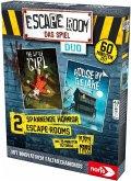 Noris 606101894 - Escape Room Duo, 2 neue Horror-Fälle
