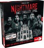 Noris NOR01896 - Nightmare, Das Horror Abenteuer, Brettspiel