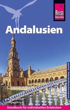 Reise Know-How Reiseführer Andalusien - Neukirchen, Petra; Volger, Wolfgang