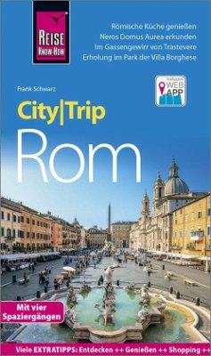 Reise Know-How CityTrip Rom - Schwarz, Frank