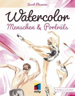 Watercolor Menschen & Porträts - Plaumann, Sarah