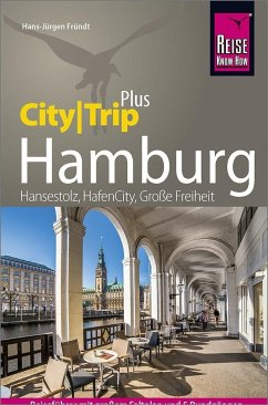 Reise Know-How Reiseführer Hamburg (CityTrip PLUS) - Fründt, Hans-Jürgen