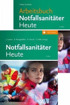 Notfallsanitäter Heute Paket - Flake, Frank;Karutz, Harald;Luxem, Jürgen