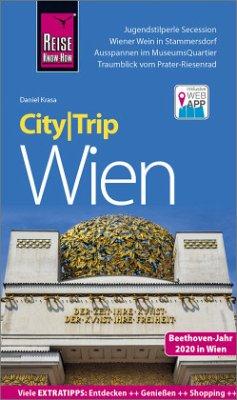 Reise Know-How CityTrip Wien - Krasa, Daniel