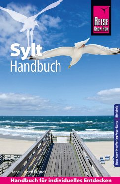Reise Know-How Sylt - Handbuch mit Faltplan: Reiseführer für individuelles Entdecken - Fründt, Hans-Jürgen