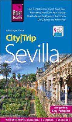 Reise Know-How CityTrip Sevilla - Fründt, Hans-Jürgen