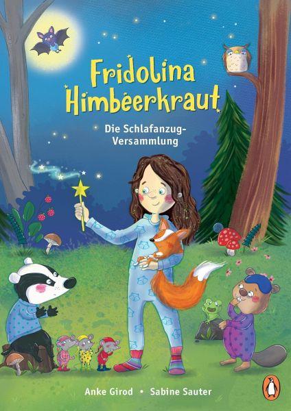 Buch-Reihe Fridolina Himbeerkraut